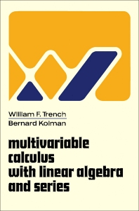 Cover image for Multivariable Calculus with Linear Algebra and Series