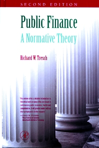 Public Finance, 2nd Edition,Richard Tresch,ISBN9780126990515