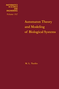 Cover image for Automation Theory and Modeling of Biological Systems