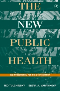 The New Public Health - 1st Edition - ISBN: 9780127033501, 9780080525334