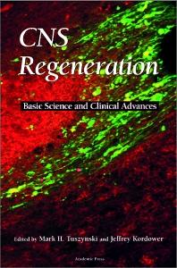 Cover image for CNS Regeneration