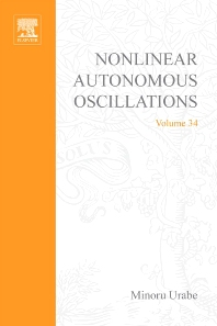 Cover image for Nonlinear Autonomous Oscillations: Analytical Theory
