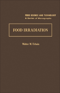Food Irradiation  - 1st Edition - ISBN: 9780127093703, 9780323153874