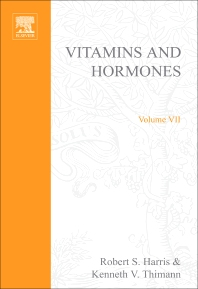Vitamins and Hormones - 1st Edition - ISBN: 9780127098074, 9780080866048