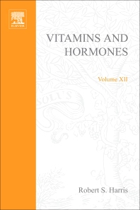 Vitamins and Hormones - 1st Edition - ISBN: 9780127098128, 9780080866093