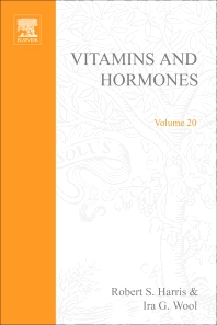 Cover image for Vitamins and Hormones