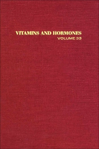 Vitamins and Hormones - 1st Edition - ISBN: 9780127098333, 9780080866307