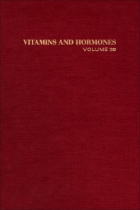 Vitamins and Hormones - 1st Edition - ISBN: 9780127098395, 9780080866369
