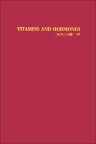 Vitamins and Hormones - 1st Edition - ISBN: 9780127098418, 9780080866383