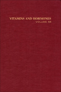 Vitamins and Hormones - 1st Edition - ISBN: 9780127098449, 9780080866413
