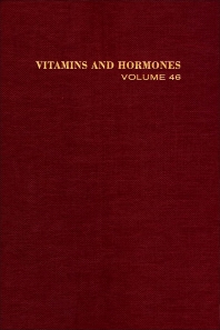Vitamins and Hormones - 1st Edition - ISBN: 9780127098463, 9780080866437