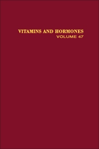 Vitamins and Hormones - 1st Edition - ISBN: 9780127098470, 9780080866444