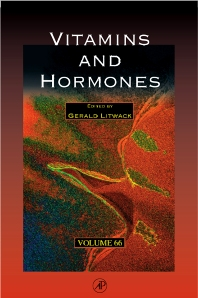 Vitamins and Hormones, 1st Edition,Gerald Litwack,ISBN9780127098661