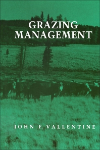 Grazing Management - 1st Edition - ISBN: 9780127100005, 9780323139663