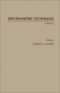 Spectrometric Techniques - 1st Edition - ISBN: 9780127104027, 9781483268248