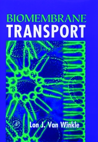 Cover image for Biomembrane Transport