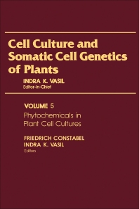 Phytochemicals in Plant Cell Cultures - 1st Edition - ISBN: 9780127150055, 9780323144070