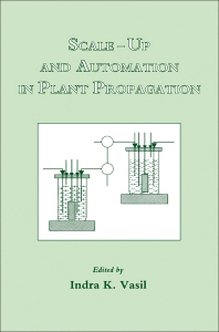 Cover image for Scale-Up and Automation in Plant Propagation