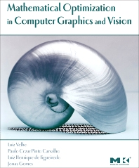 Cover image for Mathematical Optimization in Computer Graphics and Vision