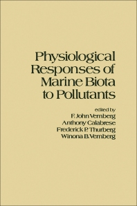 Cover image for Physiological Responses of Marine Biota to Pollutants