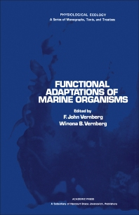 Functional Adaptations of Marine Organisms - 1st Edition - ISBN: 9780127182803, 9781483266541