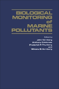 Biological Monitoring of Marine Pollutants - 1st Edition - ISBN: 9780127184500, 9780323145541