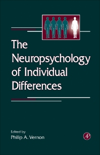 Cover image for The Neuropsychology of Individual Differences