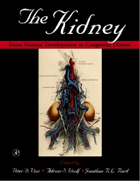The Kidney, 1st Edition,Peter Vize,Adrian S. Woolf,Jonathan Bard,ISBN9780127224411