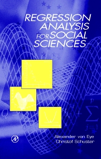 Cover image for Regression Analysis for Social Sciences