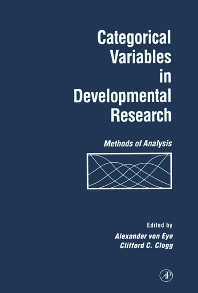 Cover image for Categorical Variables in Developmental Research