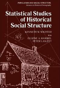 Statistical Studies of Historical Social Structure - 1st Edition - ISBN: 9780127291505, 9781483263083