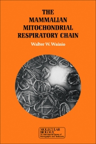 The Mammalian Mitochondrial Respiratory chain - 1st Edition - ISBN: 9780127306506, 9780323147606