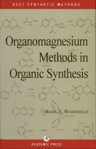 Cover image for Organomagnesium Methods in Organic Chemistry