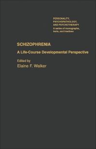 Schizophrenia - 1st Edition - ISBN: 9780127320809, 9781483220536