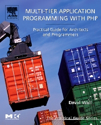 Cover image for Multi-Tier Application Programming with PHP