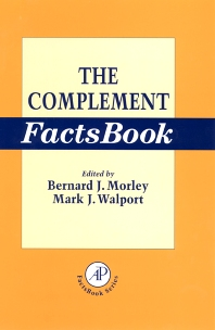 The Complement FactsBook - 1st Edition - ISBN: 9780127333601, 9780080529554
