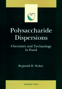 Polysaccharide Dispersions, 1st Edition,Reginald Walter,ISBN9780127338651