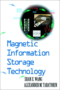 Cover image for Magnetic Information Storage Technology