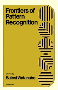 Cover image for Frontiers of Pattern Recognition