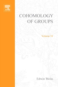 Cohomology of groups - 1st Edition - ISBN: 9780127427508, 9780080873466