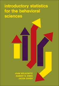 Cover image for Introductory Statistics for the Behavioral Sciences