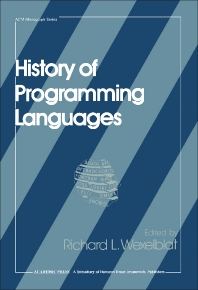 Cover image for History of Programming Languages