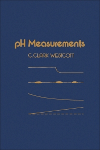 Ph Measurements - 1st Edition - ISBN: 9780127451503, 9780323160605