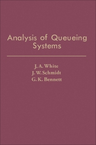 Analysis of Queueing Systems - 1st Edition - ISBN: 9780127469508, 9780323146609
