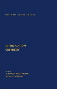 Intercalation Chemistry - 1st Edition - ISBN: 9780127473802, 9780323140409