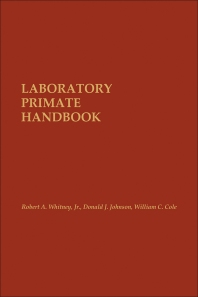 Laboratory primate handbook - 1st Edition - ISBN: 9780127474502, 9780323160636
