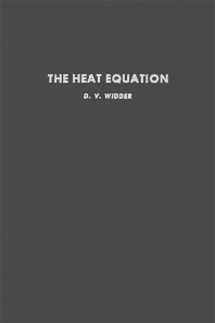Cover image for The Heat Equation