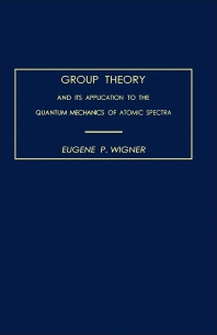 Group Theory - 1st Edition - ISBN: 9780127505503, 9780323152785