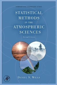 Cover image for Statistical Methods in the Atmospheric Sciences