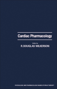 Cover image for Cardiac Pharmacology